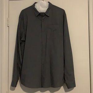 Lululemon Long-sleeve Button Shirt